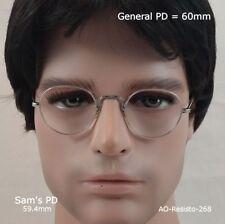 American Optical RESISTO  True antique eyeglasses & metal case