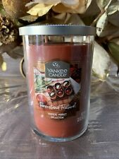 Yankee Candle Large 2 Wick Tumbler Candle Farmstand Festival