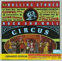 ROLLING STONES-ROCK AND ROLL CIRCUS-JAPAN 3 LP BONUS TRACK Ltd/Ed W63