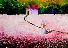 Natasha Petrosova   Original Oil Painting Impressionism 18x24 inches ploki90876