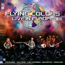 Flying Colours - Live In Europe (NEW 2 x CD)