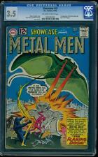 Showcase 37 CGC 3.5 OW/W Silver Age Key DC Comic 1st appearance Metal Men L@@K