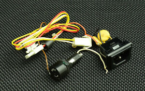 Yaesu FT-1000MP  -  AC POWER CONNECTOR ASSEMBLY
