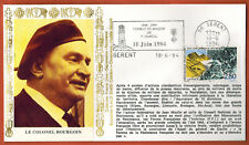 1994-Fdc 1°Jour - Combattant du Maquis-Colonel Bourgoin -(56)Serent-Yv.2876