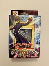 Yu-Gi-Oh KAIBA Starter Deck Box. Unopened And Factory Sealed.