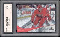 2011 Gustav Nyquist Pinnacle Ice Breakers Rookie Gem Mint 10 #338