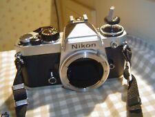 Nikon  vintage   camera   FE 3461530
