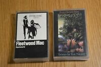 Fleetwood Mac Rumours + Tango in the Night Cassette Tapes