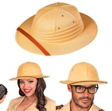 "Strohhut /""Explorer/"" Safari Hut Kostüm Karneval Hut"