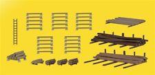 kibri 38663 Spur H0, Deko-Set Holzausgestaltung zum Sägewerk #NEU in OVP#