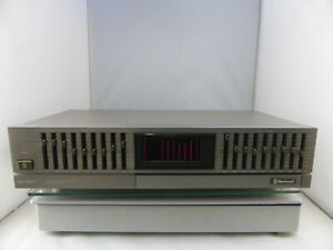 Sherwood EQ-1351T Stereo Graphic HiFi Equalizer