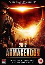 2012 - Armageddon [DVD] 2011   Brand new and sealed