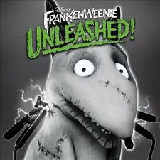 FRANKENWEENIE CD ROBERT SMITH Cure FLAMING LIPS Grace Potter KIMBRA Neon Trees