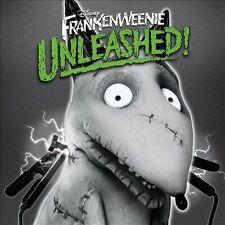 Frankenweenie Unleashed! [Soundtrack] karen o, neon trees, passion pit CD