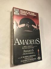 AMADEUS, VHS, HARD CASE, HBO VIDEO