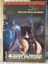 Million Dollar Baby (2-Disc Dvd Set, 2005, Widescreen) Brand New Sealed w/Secur