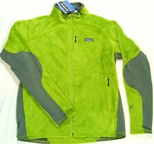 PATAGONIA R2 FLEECE JACKET MENS XLARGE NWT  $175