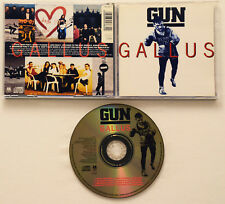Gun - Gallus (1992) Higher Ground, Steal Your Fire, Welcome to the Real World
