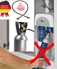 1m Grohe Blue Home CO2 Flaschen & Adapter Schlauch für 2 - 10 kg Flaschen NEU!