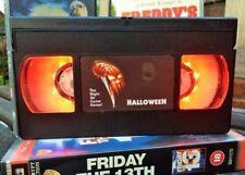 Halloween Michael Myers Night Light, Horror, Desk Lamp, Movie, VHS, Gift, Office