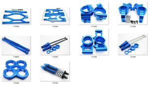 Upgrade Aluminum DIY parts For RC 1/5 1/6 Traxxas X-MAXX XMaxx Xmaxx Dark Blue