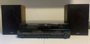 National Panasonic Compact Stereo SG-1090L RARE 1980s EXCELLENT CONDITION L@@K