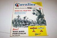 DEC 1960 CAVALIER mens adventure magazine CASTRO - WARBIRD PORTFOLIO