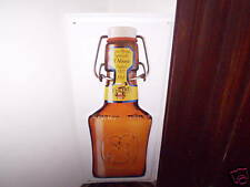 Fischer Beer French Brewery  Metal Sign New Rare!! Last One!