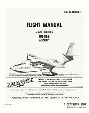 GRUMMAN HU-16B ALBATROSS - FLIGHT MANUAL TO 1U-16(H)B-1