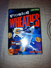 """Ken Griffey Jr, Frosted Wheaties Box """"Collector's Edition""""1996 MINI BOX FULL"""