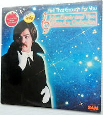 JOHN DAVIS & MONSTER ORCHESTRA LP Ain't That Enough For You SEALED SAM 70s DISCO