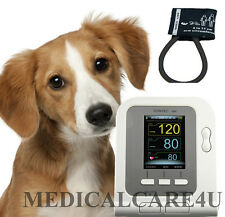 CONTEC08A veterinario sfigmomanometro digitale, NIBP + bracciale , Software, CE