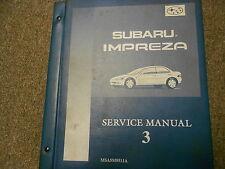 1995 subaru svx service repair manual 95