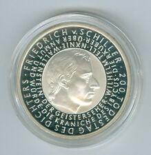 BRD 10 Euro 2005  Friedrich von Schiller  PP