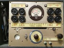 Vintage Simplex Tube Tester 36 from the Early 1930s Made by Hickok