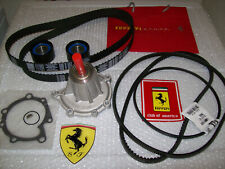 FERRARI -308-Gts -328-Gts-Timing Belt and Tensioner Kit with water pump kit Oem