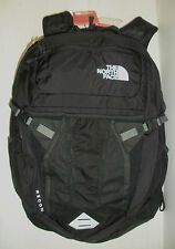 THE NORTH FACE WOMENS RECON  LAPTOP BACKPACK- DAYPACK -CLG3- TNF BLACK