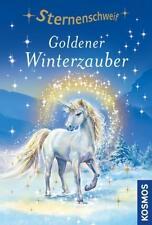 Sternenschweif 51, Goldener Winterzauber von Linda Chapman (2016) Buch