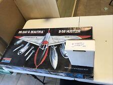 1/48 Monogram #5705 B-58 Hustler With Super Bug Models #48005 Resin Cockpit Set