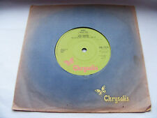 "Leo   Sayer  When  I  Need  You  /  I Think We Fell  In Love Too Fast 7"" Vinyl"