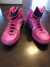 new styles 299f6 a2356 Basketball Shoes 653640-608 Nike Hyperdunk 2014 BCA Pink Fire Mens 11