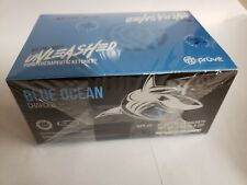 Pruvit Keto OS Blue Ocean UNLEASHED Ketones 20 Pack  Box Charged Caffeine,NEW!!