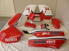 YAMAHA RD500 YPVS FULL PAINTWORK DECAL KIT