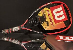 Wilson Fury Xtreme Power X-Section Racquet, 3 6/8 Grip, New