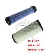 Air Filter Kit Replaces BOBCAT 6672467 6672468 4114746 DONALDSON P821575 P822858