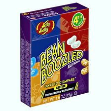 4TH EDITION - EXTREME CANDY - NEW JELLY BELLY BEANBOOZLED JELLY BEANS - Gag Gift