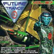 FUTURE TRANCE Vol. 37 - 2 CD NEU Groove Coverage Prezioso Sylver Shaun Baker