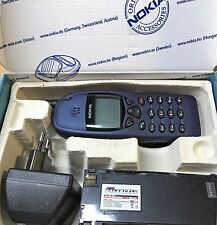 NOKIA 6110 BUSINESS HANDY KLASSIKER INFRAROT MERCEDES-BENZ BMW AUDI VW TOP OVP