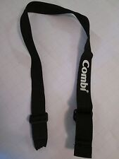 Replacement Carry Strap for Combi Cosmo EX Stroller Black Handle VGUC