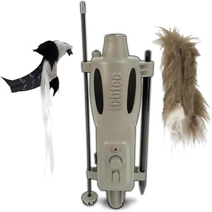 ICOtec ICO30200 Universal Predator Decoy with Speed Dial, LED Lights, & Toppers